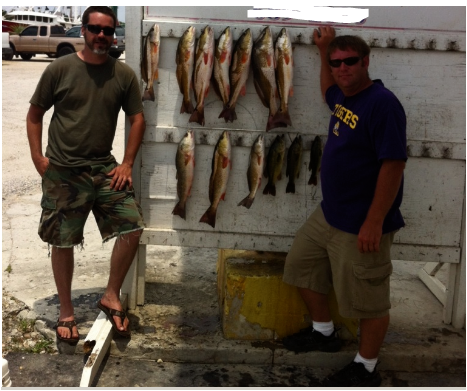 4th of july fishing in new orleans with a bang louisiana for Fishing camps for rent in louisiana