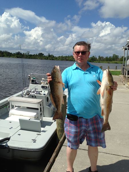 New orleans fishing report 7 21 13 bayou life is good for Fishing camps for rent in louisiana