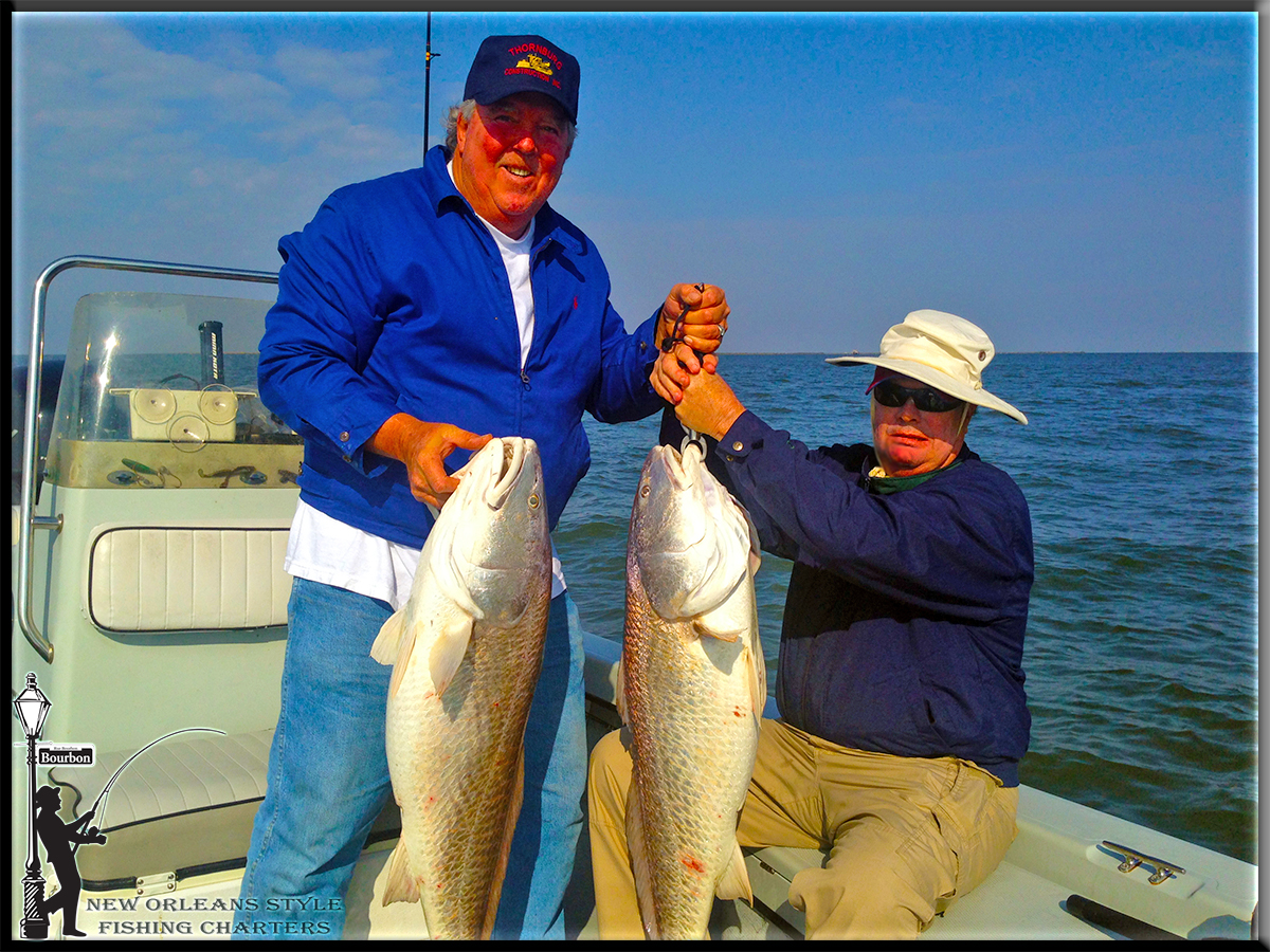 Charter fishing in new orleans louisiana cabin rentals for La fishing charters